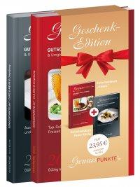 "Geschenkedition: Stuttgart & Umgebung ""classic"" + feine Küche 2019 (gültig bis 29.02.2020)"